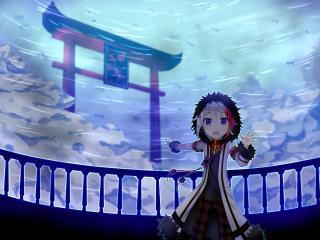 深海とケイ