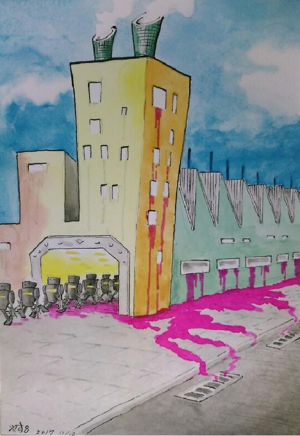 殺人ロボット工場