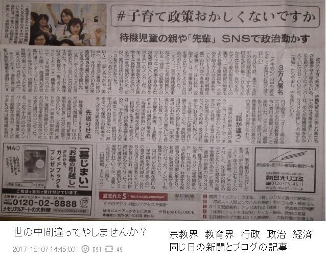 12月7日木曜日の新聞2s1