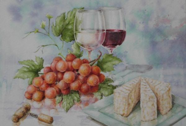 ブドウとワイン 1710