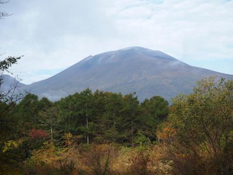 浅間山171024