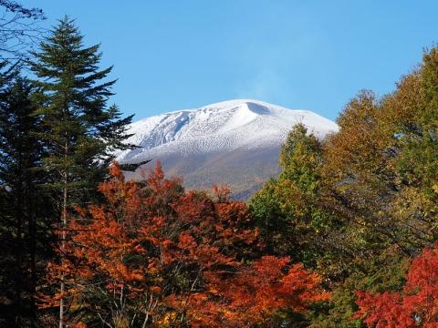 浅間山171026
