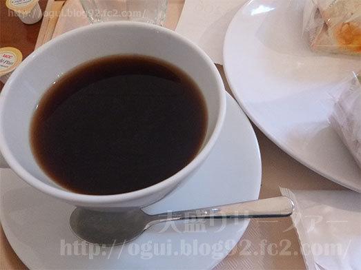 ドリンクにホットコーヒー013