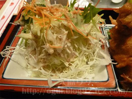 レタスやキャベツの野菜サラダ017