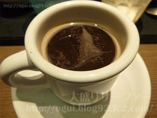 食後のひとときホットコーヒー026