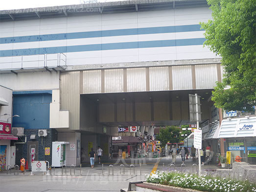 東京メトロ東西線の行徳駅053