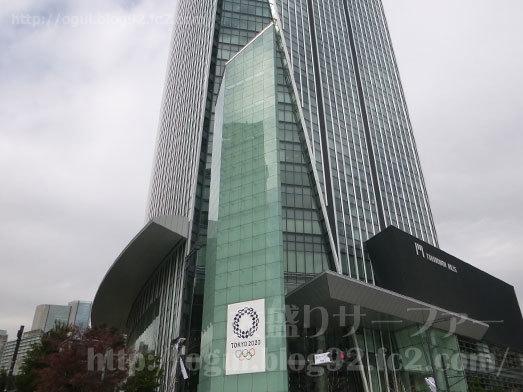 虎ノ門でひときわ目立つ高層ビル023