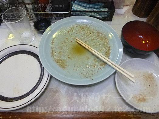 スタミナ焼きライス大盛り完食083