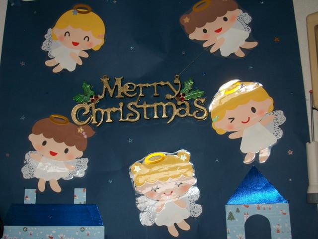 2017年12月明日はクリスマス会!! クリスマス会準備② (1)