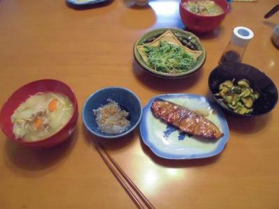 9.27夕食