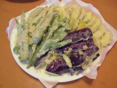 10.13野菜天