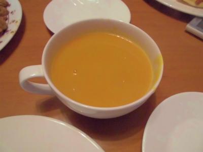 10.15カボチャのスープ