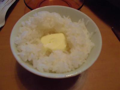 10.24バター醤油ご飯1