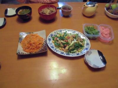 11.11夕食