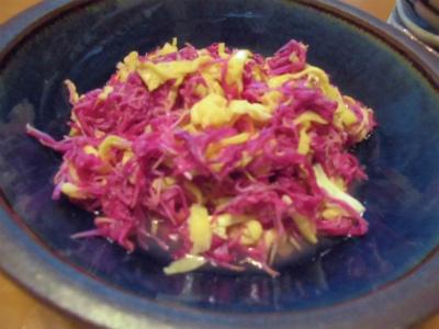 11.13食用菊の酢の物