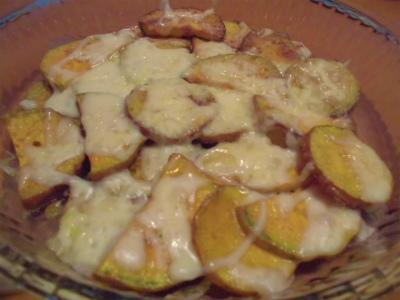 11.12カボチャのチーズ焼き