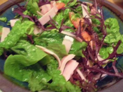 11.25野菜サラダ