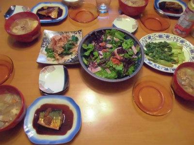 11.25夕食