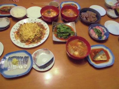 12.2夕食