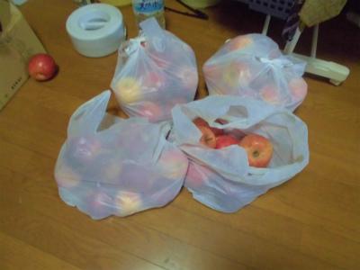 12.10買ったリンゴ