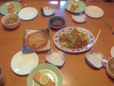 12.17夕食