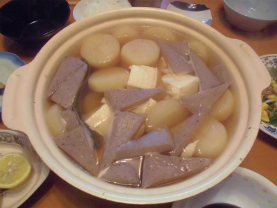 12.23湯豆腐
