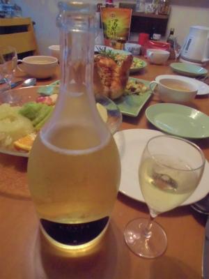 12.24発泡ワイン