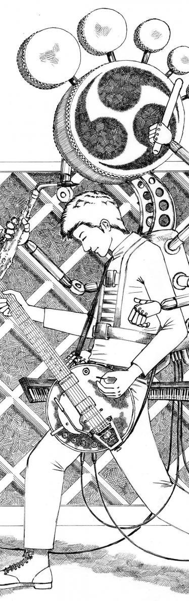 Guitarist or Noisy Guy