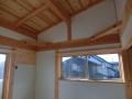 雨楽な家 M様 和紙の部屋