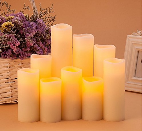 Candles 1023