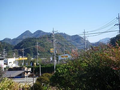 あれが花咲山