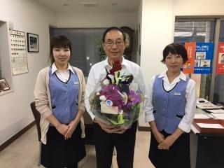 2017_社長の誕生日