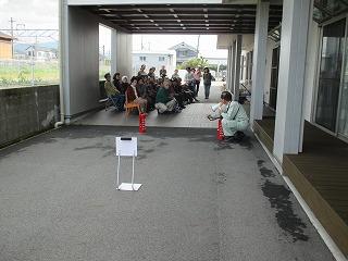 秋刀魚・避難 (1)