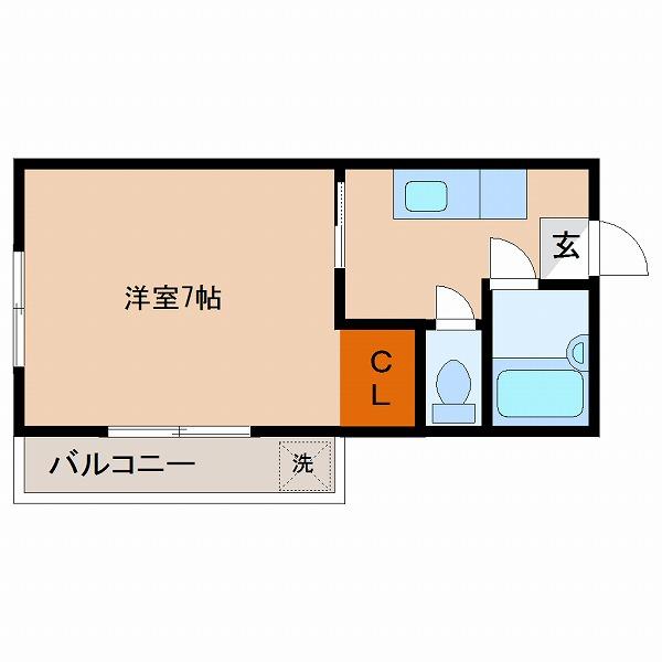エレメント神宮東(405)