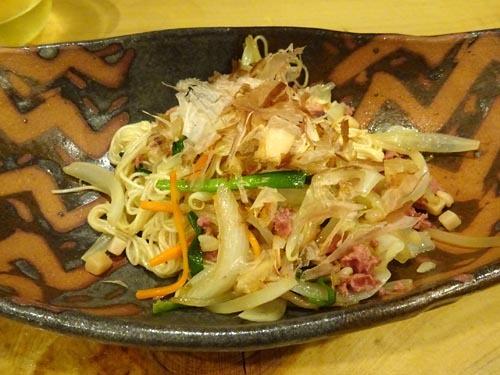 20素麺チャンプルー