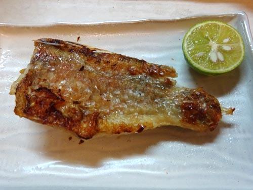 34赤魚塩焼き