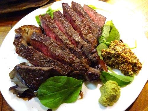 49国産牛ステーキ