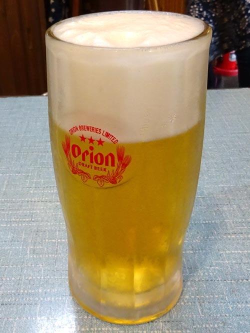 22オリオンビール