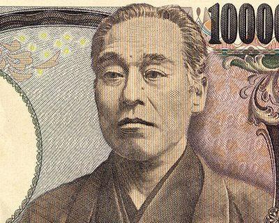 福沢諭吉先生(一万円札の肖像より)