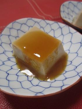 20171016ゴマ豆腐