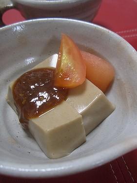 20171114 ごま豆腐