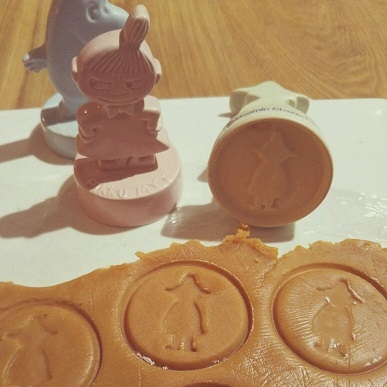 ムーミンクッキー③