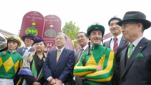 【競馬】今年の凱旋門賞IPAT売上34億円