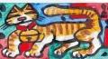 猫迷画虎やん (3)