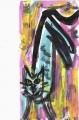 猫迷画ブルーBグリーン (8)