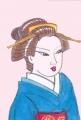 3日本髪歌麿芸妓島田髷