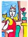 猫のいる迷画 (2)