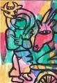 シャガール「家畜商」 (4)