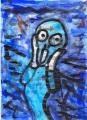 3青い叫び暗い空爆撃前夜