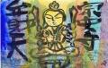 2虹色仏画 (2)